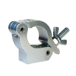 Collier DOUGHTY Side Entry Clamp SWL 750 kg NOIR